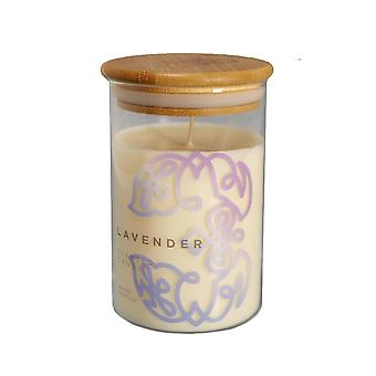 The Celtic Collection Scented Candle Range Lavender 345g