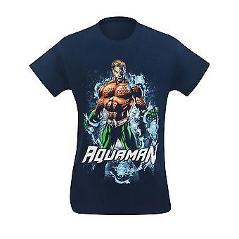 Aquaman Water Power miesten ' s T-paita