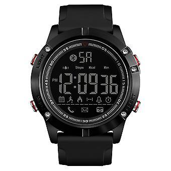 Skmei Smartwatch Android App Pedometer Stopwatch Alarm Light Calories Mobile