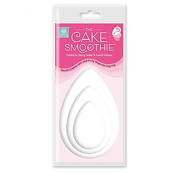 Squires Kitchen The Cake Smoothie Set Of 3