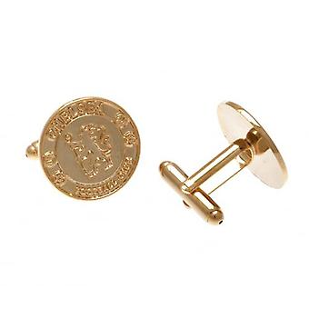 Chelsea Gold Plated Cufflinks
