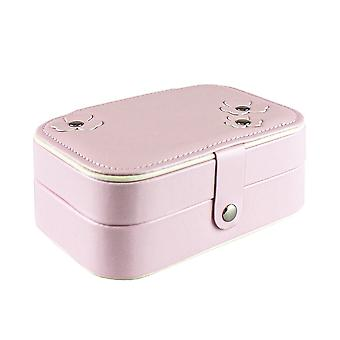 Travel box - Pink