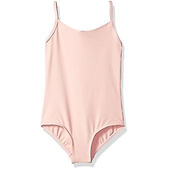 Danskin Girls' Big New York City Ballet Cami, Petal Pink, Size Medium (8/10)
