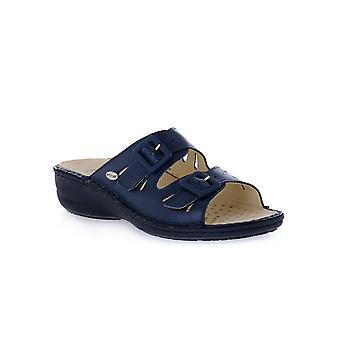 Grunland blue dara shoes