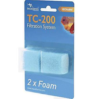 Aquatlantis Foamex Tc 200 (Fish , Filters & Water Pumps , Filter Sponge/Foam)