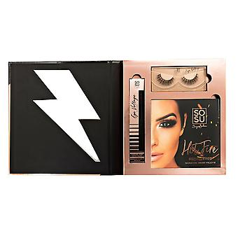 SOSUbySJ Eye Voltage Hot Fire Eyeshadow Gift Set