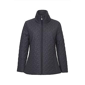 TIGI Grey  Quilted Coat