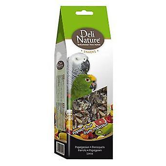 Deli Nature Parrot sticks (Birds , Bird Treats)
