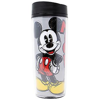 Disney Mickey Mouse Travel Mug