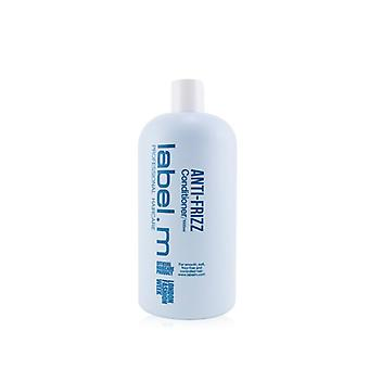 Label.m Anti-frizz Conditioner (for Smooth Soft Frizz-free And Controlled Hair) - 1000ml/33.8oz