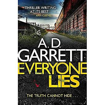 Everyone Lies (DI Kate Simms)