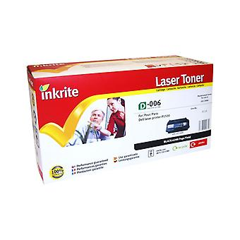 Inkrite Laser Toner Cartridge compatible with Dell P1500 Hi-Cap Black