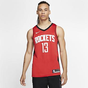 Nike Nba Houston Rockets James Harden Swingman Jersey - Icon Edition