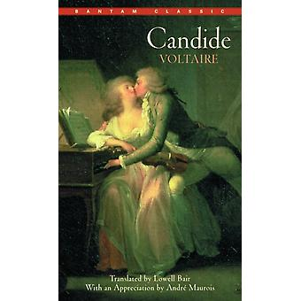 Candide by Voltaire & Lowell Bair