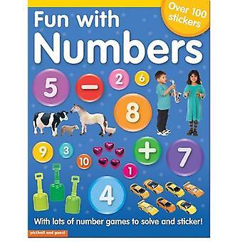 Fun met Numbers door Chez Picthall