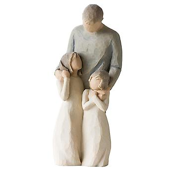 Willow Tree My Girls Figurine