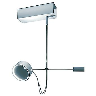 Absolute sufit WCF 1-Lampa chrom matowy