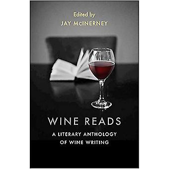 Wine Reads - A Literary Anthology of Wine Writing by Jay McInerney - 9