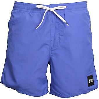 O ' Neill color sólido Vert Swim Shorts, deslumbrante azul