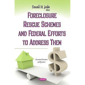 FORECLOSURE RESCUE SCHEMES AND FEDERAL (Government Procedures and Operations)