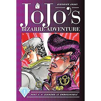 JoJo's Bizarre Adventure - Part 4--Diamond Is Unbreakable - Vol. 1 by