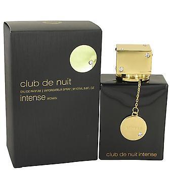 Club De Nuit Intense Eau De Parfum Spray By Armaf 3.6 oz Eau De Parfum Spray