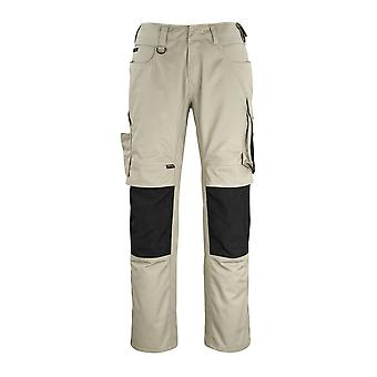 Mascot erlangen work trousers knee-pad-pockets 12179-203 - unique, mens -  (colours 3 of 4)