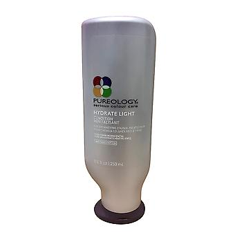 Pureology Hydrate Light Conditioner Dry & Fine Color Treated Hair 8.5 OZ