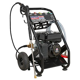 Sealey Pwm2500Sp Pressure Washer 220Bar 10Ltr/Min Self Priming 6.5Hp Petrol