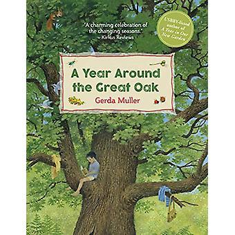 Un año alrededor del gran roble por Gerda Muller - 9781782506027 Libro
