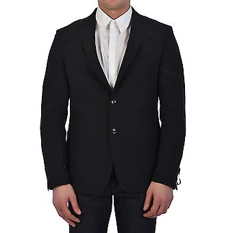 Tonello 06g322y3164u990 Men's Grey Linen Blazer