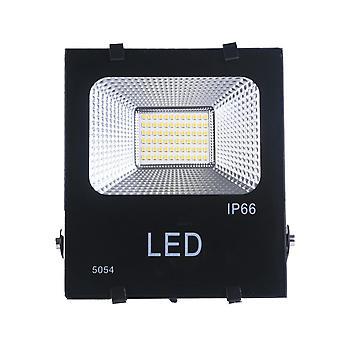 Jandei LED Projektör 30W Soğuk Beyaz Işık 6000K Siyah Dış