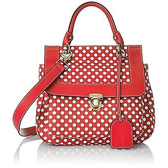 Laura Vita Ducos - Donna Rot (Rouge) shoulder bags 12x25x30 cm (B x H T)