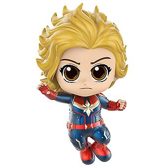 Captain Marvel Flying Version Cosbaby