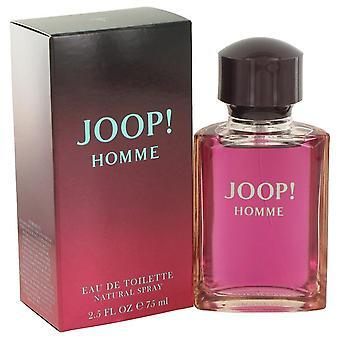 Joop Eau De Toilette Spray By Joop! 2.5 oz Eau De Toilette Spray