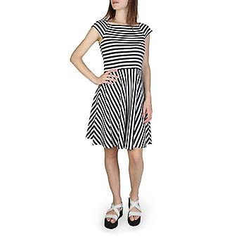 Woman armani exchange elastane dress ae46199
