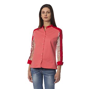 Frankie Morello Women's Red Shirt