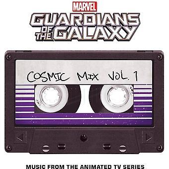 Soundtrack - Guardians Cosmic [CD] USA import