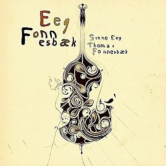 Eeg - Fonnesbaek [CD] USA import