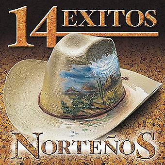 14 Exitos Nortenos - 14 Exitos Nortenos [CD] USA import