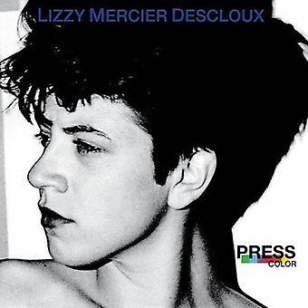Lizzy Mercier Descloux - Press Color [CD] USA import