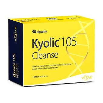 Kyolic 105 Cleanse 90 capsules