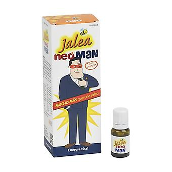 Neo Man Jelly Orange flavor 14 vials