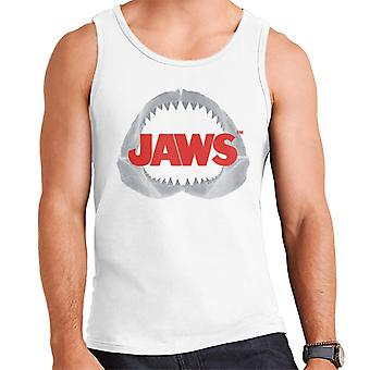 Jaws Teeth Logo Men's Vest