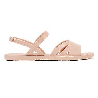 Zaxy Flow Womens Pink Sandals