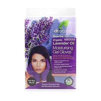 Organic Lavender Moisturizing Body Gel 6 ml of gel
