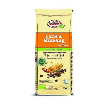 Coffee & ginseng for mocha 250 g