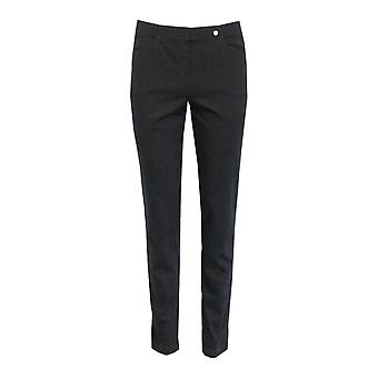 ROBELL Robell Jeans Noirs Bella 52560 5448 90