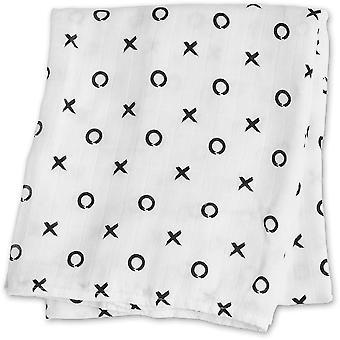 Lulujo Bamboo Swaddle Blanket