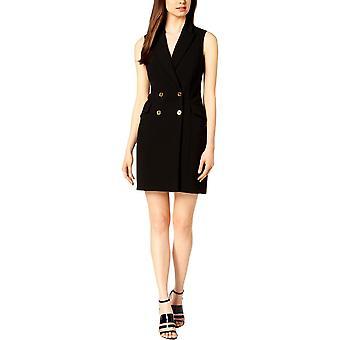 Calvin Klein | Tuxedo Dress